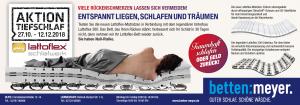Tiefschlafaktion Lattoflex
